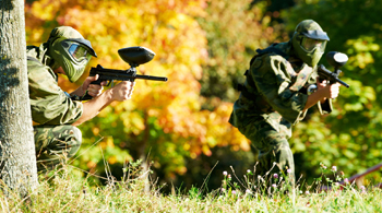 Bulgarien Sonnenstrand Ausflug Paintball