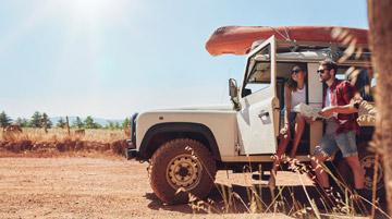 Griechenland Kreta Ausflug Jeep Safari
