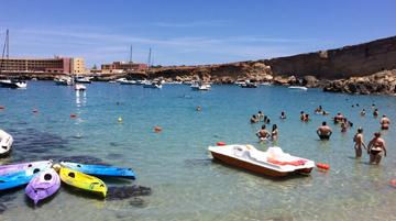 Malta Badeparadies - Comino und die blaue Lagune