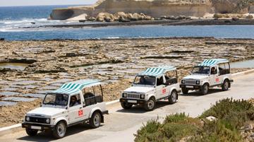 Malta Jeep Tour