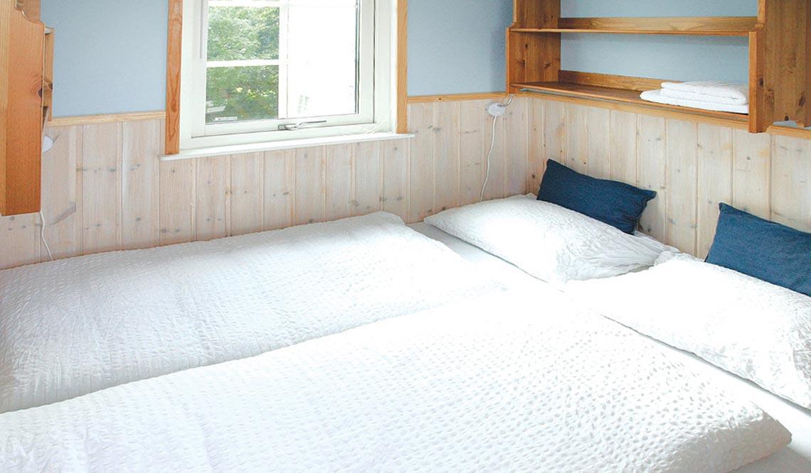 Rømø Schlafzimmer