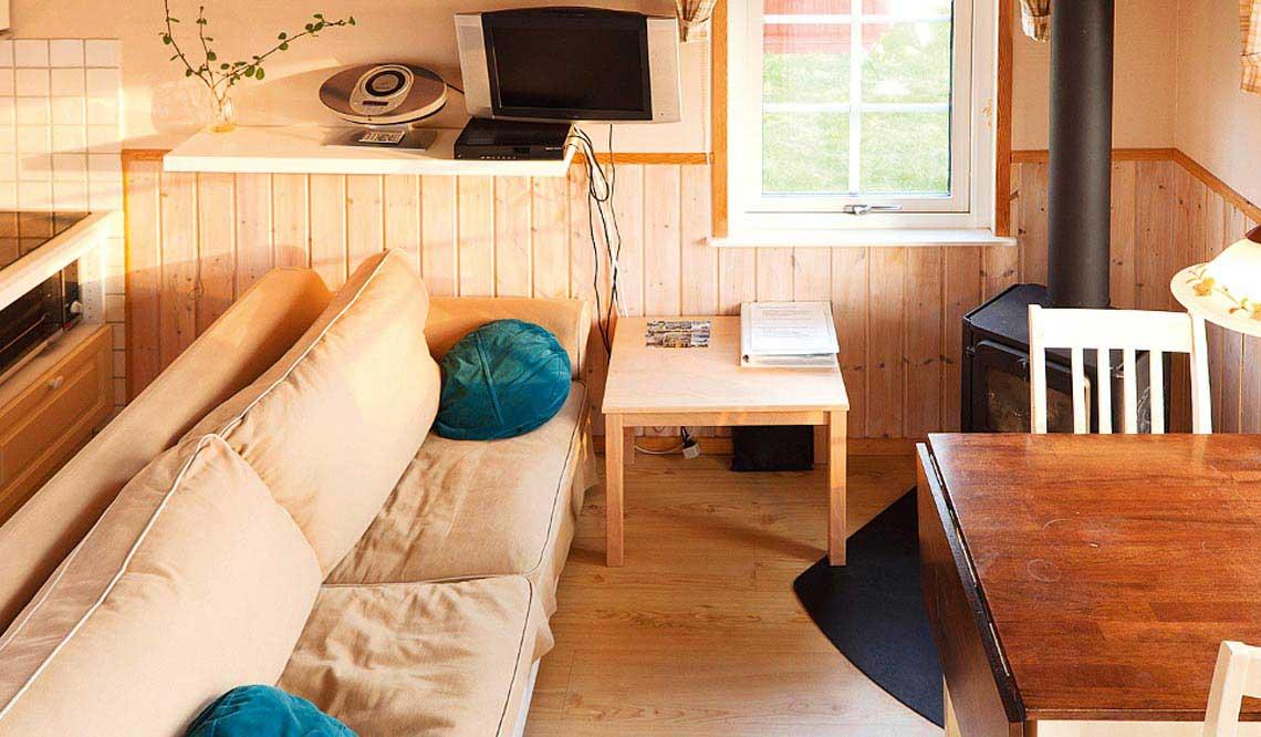 Rømø Wohnzimmer