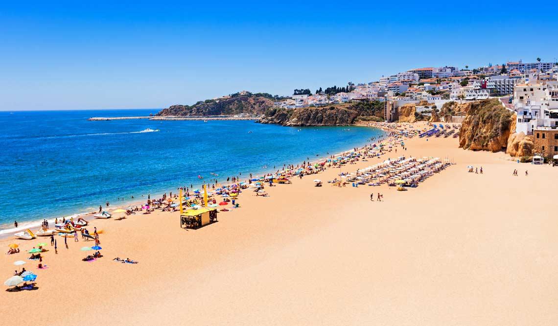 Portugal Albufeira Partyurlaub 2
