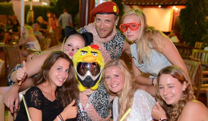 Spanien Cala Ratjada Abireise Partyurlaub 1