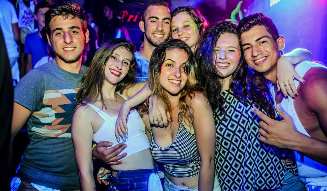 Calella Abireise Partyurlaub