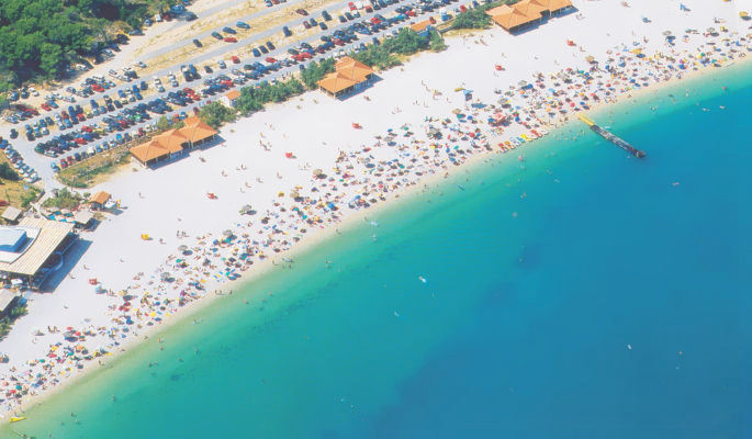 Kroatien Novalja Abireise Partyurlaub 1