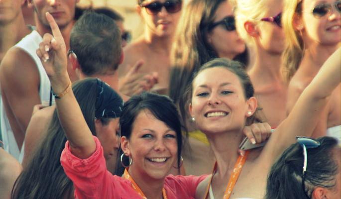 Kroatien Novalja Abireise Partyurlaub 2