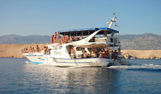 Kroatien Novalja Abireise Partyurlaub 5
