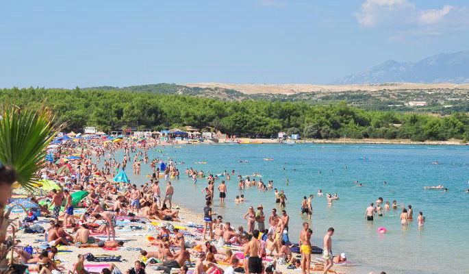 Kroatien Novalja Abireise Partyurlaub 7