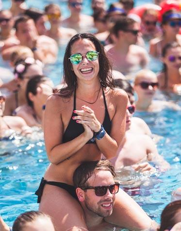 Grenzenlose Freiheit bei der neuen Abireise Summer Splash