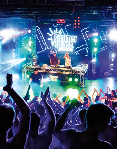 Summer Splash 2018 von Schlager bis Hardstyle - wird dir niemals langweilig