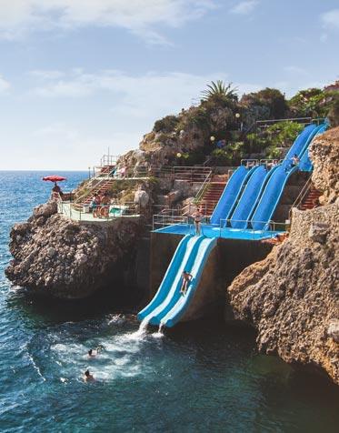 Die Summer Splash Trauminsel Sizilien