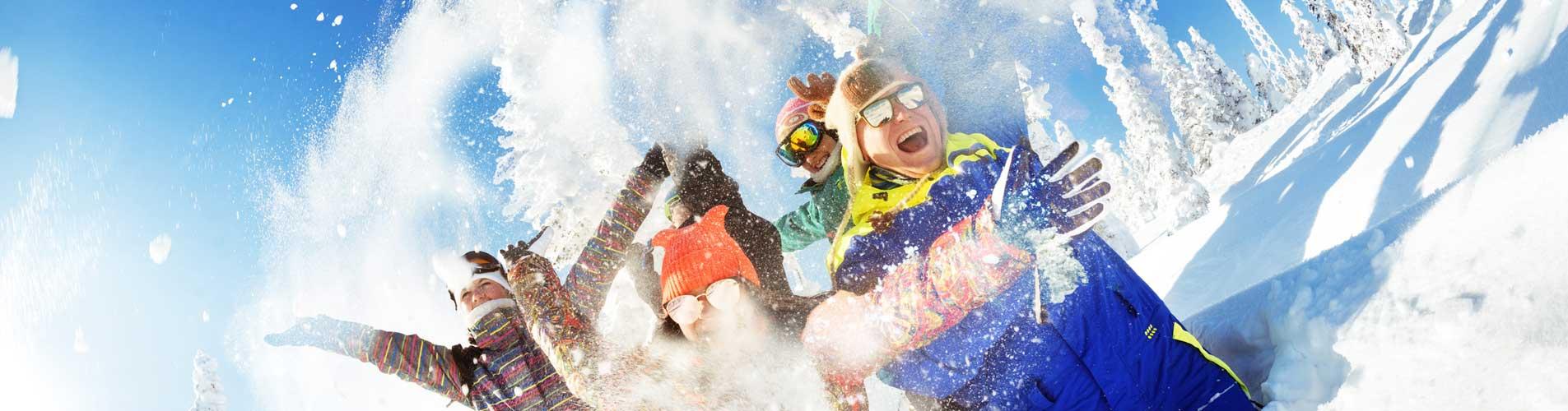 Skiurlaub im Sportclub Kaprun —