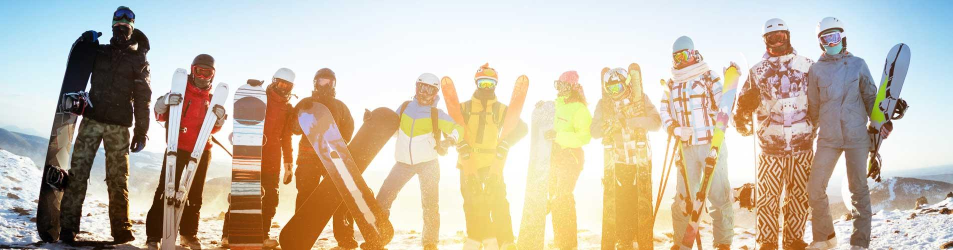 Skiurlaub im Sportclub Zauchental —