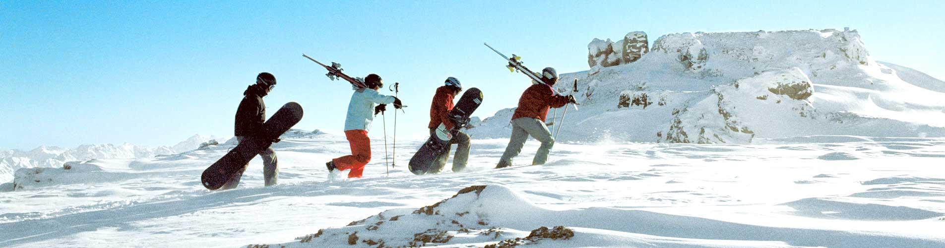 Skiurlaub im Sportclub Zillertal —