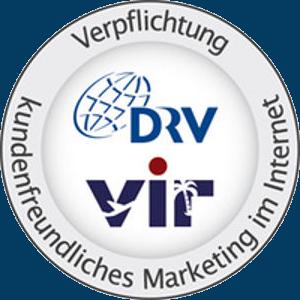 Deutsche Reiseverband - Initiative für kundenfreundliches Marketing im Internet