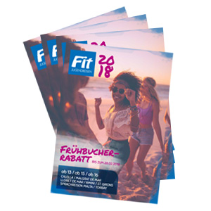 Fit Jugendreisen Katalog