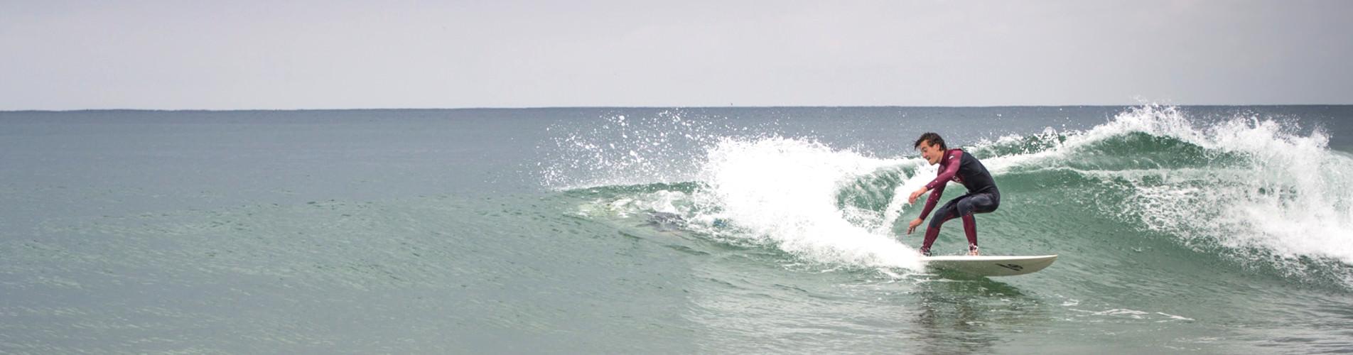 St. Girons | Frankreich — Surfen an der Atlantik-Küste