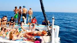 Portugal Albufeira Ausflug Jet Boat Tour