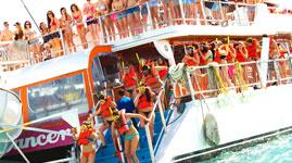 Mexiko Cancun Ausflug Bootsausflug zu den Isla Mujeres inkl. Schnorchelausrüstung