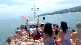 Bulgarien Goldstrand Ausflug Boat Trip