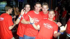 Bulgarien Goldstrand Ausflug Pub Crawl