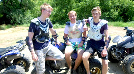 Bulgarien Goldstrand Ausflug Quad/Buggy