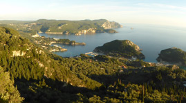 Griechenland Korfu Ausflug Insel Tour