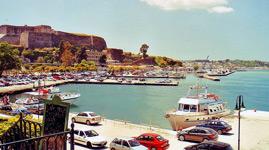 Griechenland Korfu Ausflug Bootsausflug nach Paxos-Antipaxos