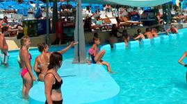 Italien Rimini Ausflug Aquaparks