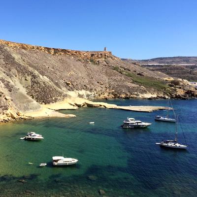 Impression von Malta