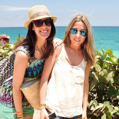 Impression von Cancun