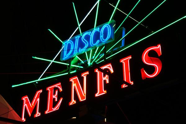 Spanien Calella Disco Menfis