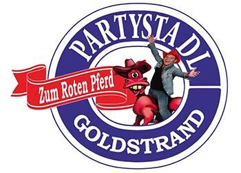 Bulgarien Goldstrand Partystadl - Zum roten Pferd