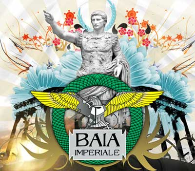 Italien Rimini Disco Baia Imperiale
