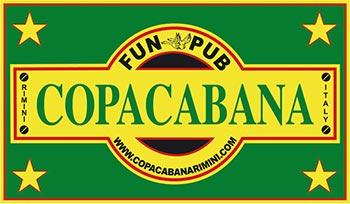Italien Rimini Disco Copacabana fun Pub