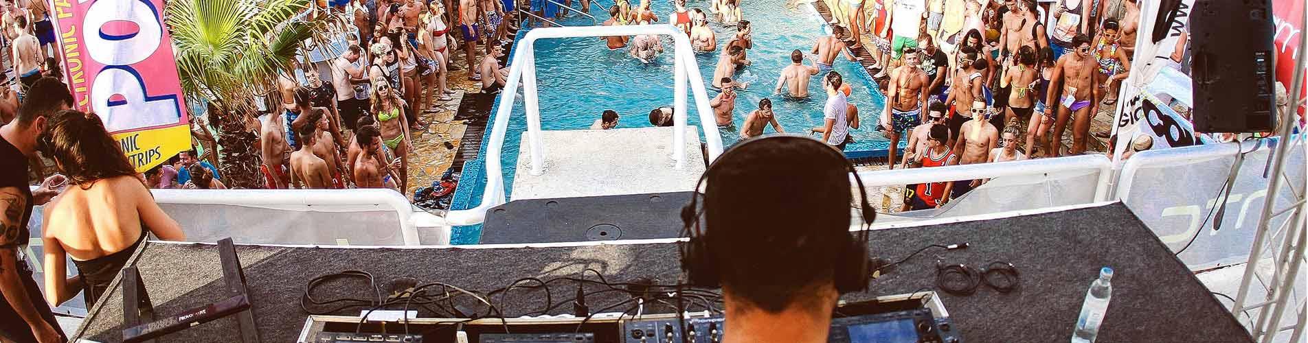 Kroatien Partyurlaub 2018 —