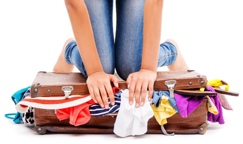 Tipps zum Packen
