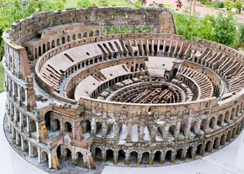 Italia in Mininatura auf der deiner Jugendreise
