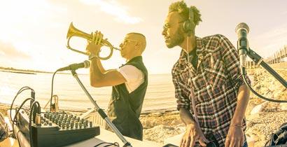 Novalja Partyurlaub mit weltbekannten DJs