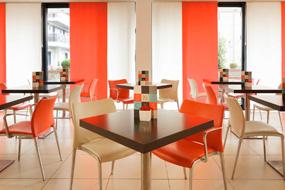London Ibis Hotel Frühstücksraum