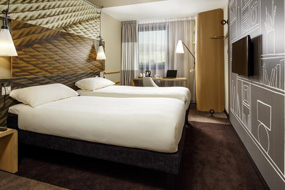 London Ibis Hotel Zimmer 1