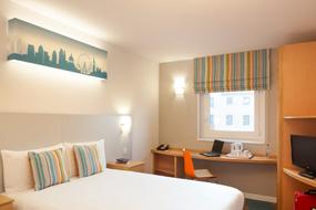 London Ibis Hotel Zimmer