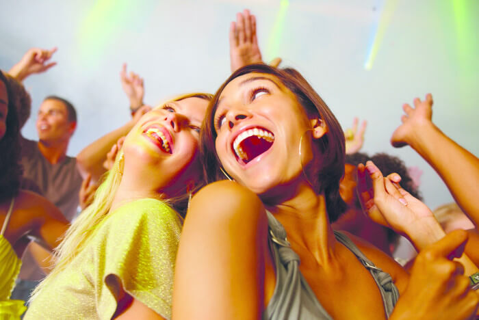 Partyurlaub und Events
