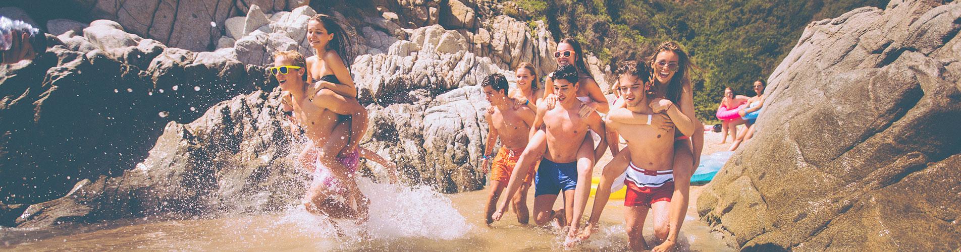 Jugendreisen & Partyreisen nach Spanien