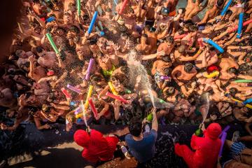 Partyurlaub in Spanien