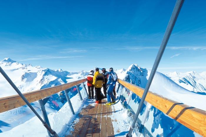 Winterreise nach Zillertal