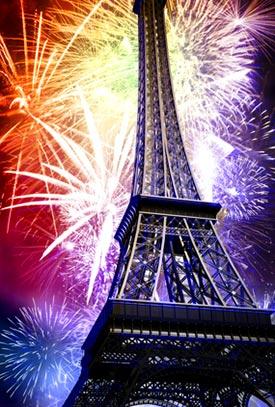Silvesterreise Paris
