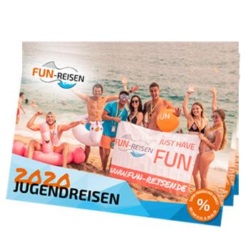 FUN-Reisen Service - Katalog bestellen