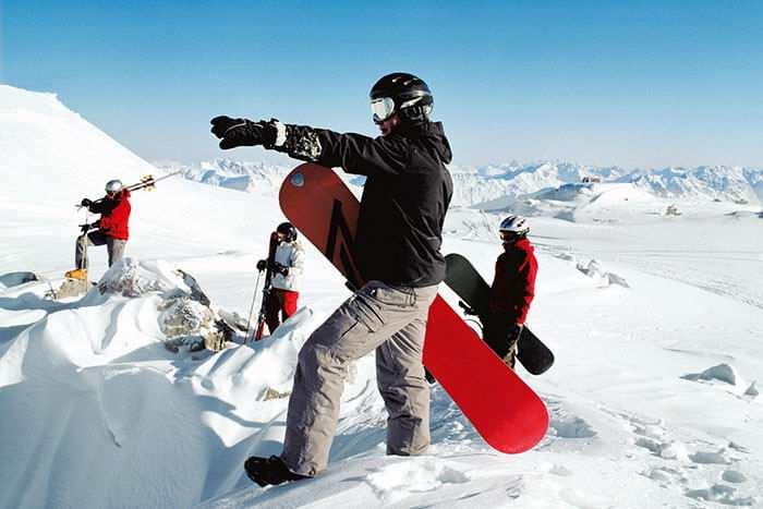 Skireisen Ötztal-Sölden